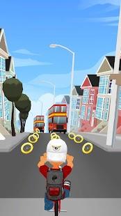 BMX Bike Street - 3D Runner - náhled