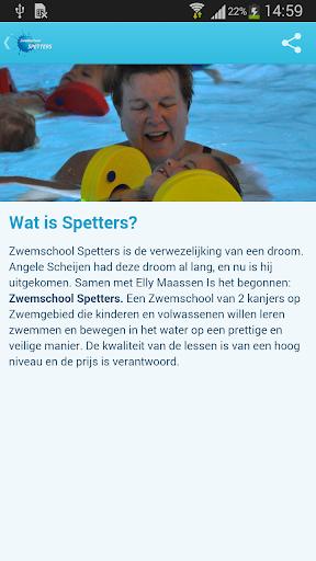 Zwemschool Spetters