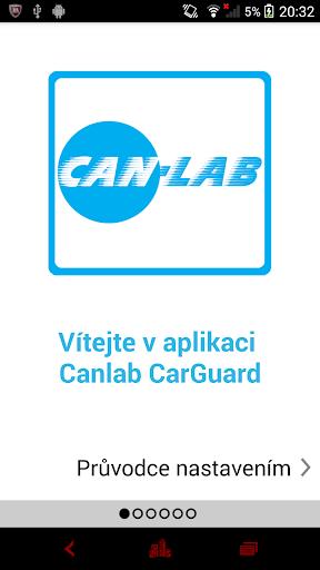 CarGuard - Kniha jízd