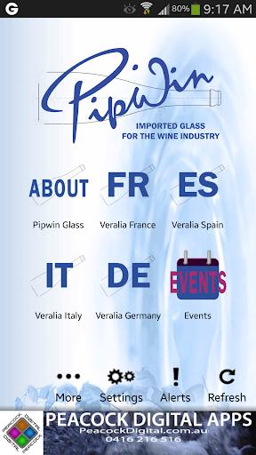 Pipwin Glass