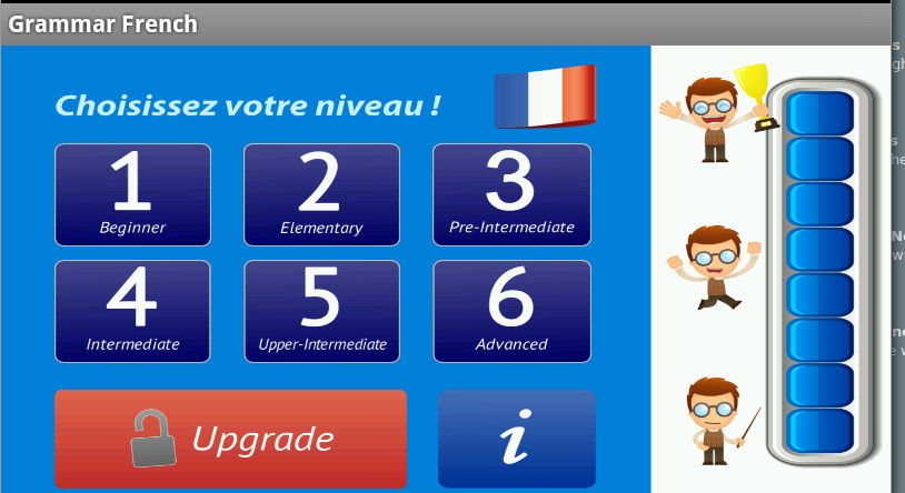 French Grammar Free - screenshot
