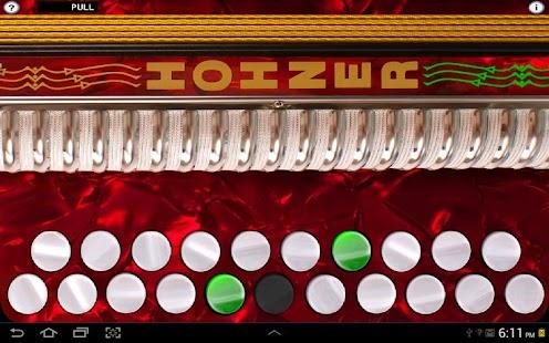 Hohner B/C Button Accordion - screenshot thumbnail