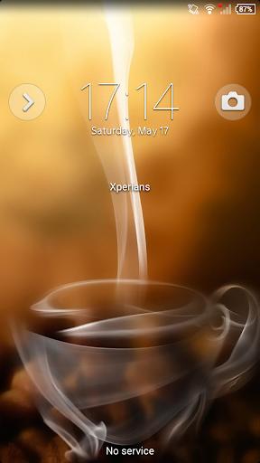 eXperianZ Theme - Coffee