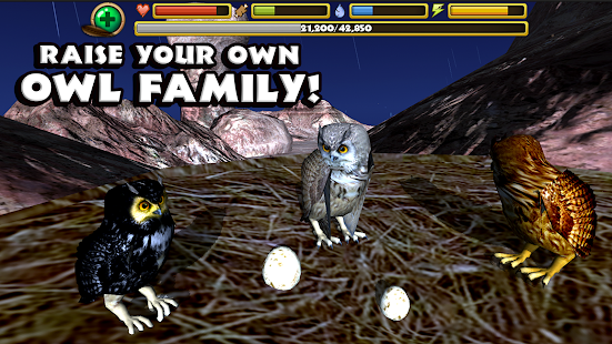 Owl Simulator - screenshot