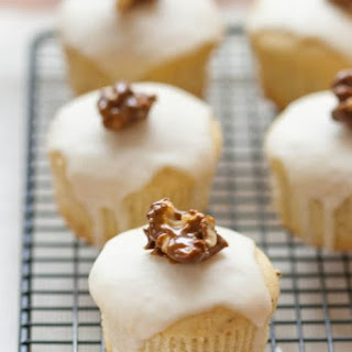 Buttermilk Cakes with Meyer Lemon Icing