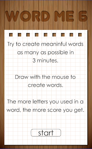 Word Game by ASL