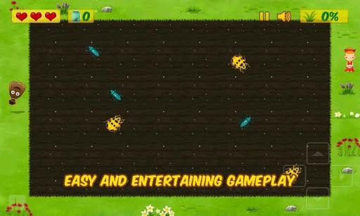 Kids Xonix Game