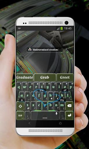 【免費個人化App】內部工作 TouchPal Theme-APP點子