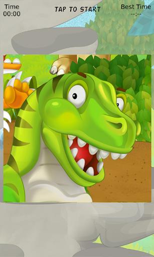 Dinosaur Fun Puzzle