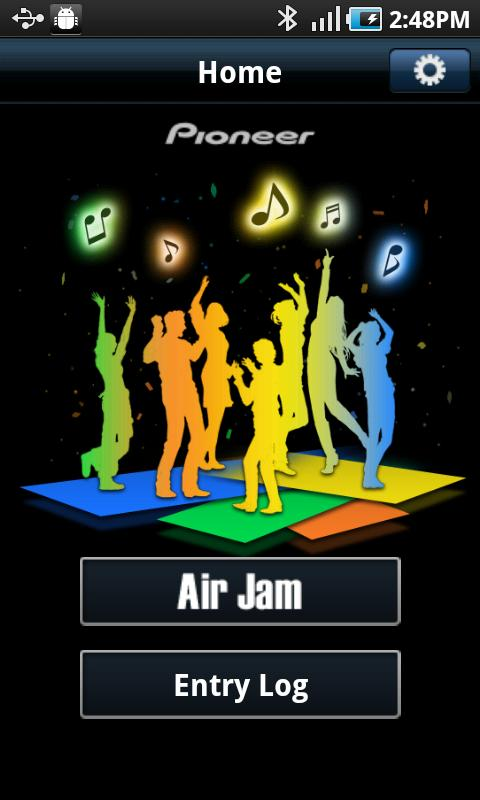 Pioneer Air Jam - screenshot