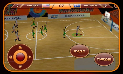 Basketball For World Cup 2014