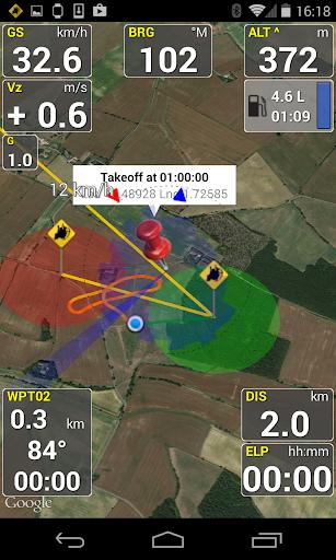google maps karte drehen PPGpS – Apps bei Google Play