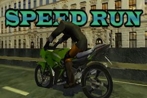 Screenshot of Speed Run 3D