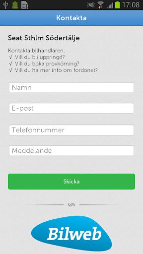 【免費商業App】SEAT Stockholm-APP點子