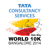 TCS World 10K Bangalore 2014