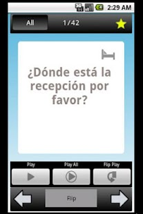 Phrase: Learn Spanish- screenshot thumbnail