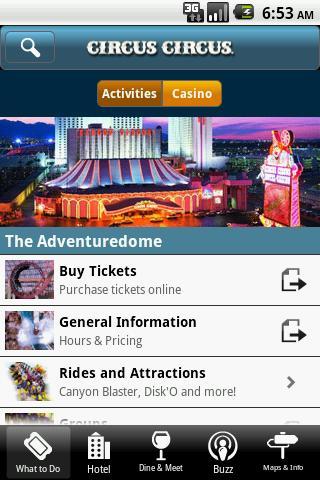 Circus Circus - screenshot