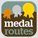 Ramblers Medal Routes icon
