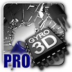Cracked Screen Gyro 3D PRO Parallax Wallpaper HD icon