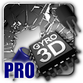 Cracked Screen Gyro 3D PRO Parallax Wallpaper HD