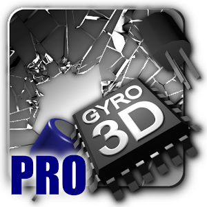 Cracked Screen 3D Parallax PRO 個人化 App LOGO-硬是要APP