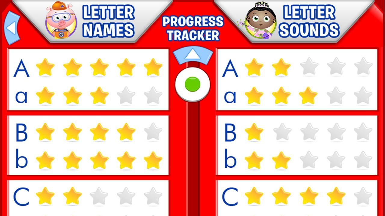 Super Why ABC from PBS KIDS - screenshot