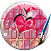 Pink Lollypop Keyboard