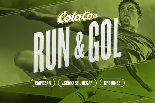 Cola Cao Run Gol