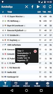 Bundesliga Soccer- screenshot thumbnail