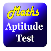 Maths Aptitude Test
