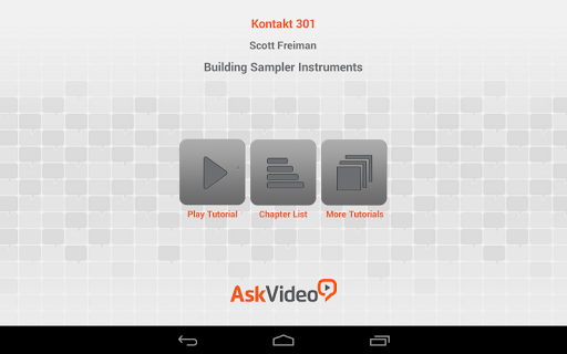 Building Kontakt Instruments
