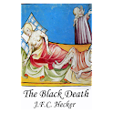 The Black Death-Book logo