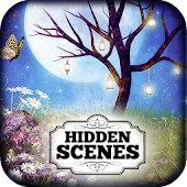 Hidden Scenes-Blooming Gardens