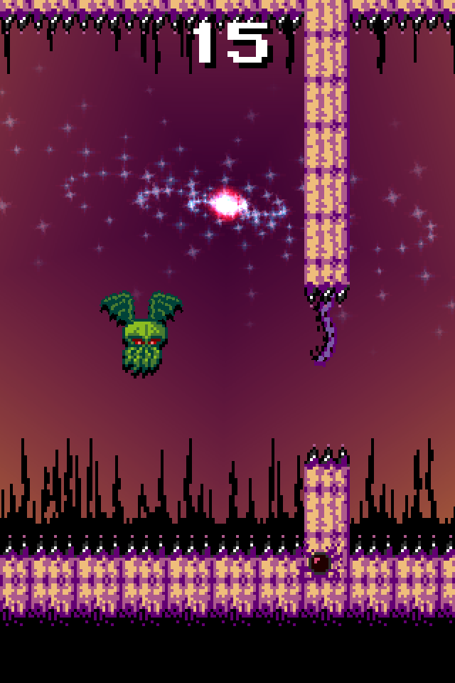 FlapThulhu screenshot #4