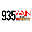 WAIN 93.5 FM Hot Country icon