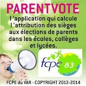 Parent Vote FCPE