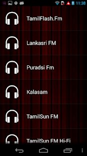 Tamil Live Radio - screenshot thumbnail