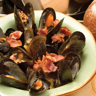Stout Mussels