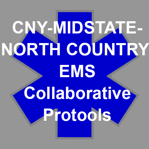 CNY Midstate North Country EMS LOGO-APP點子