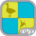 Bird Match Memory Game icon