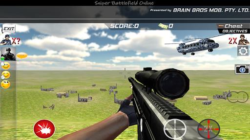 玩免費動作APP|下載Sniper Battlefield Online app不用錢|硬是要APP