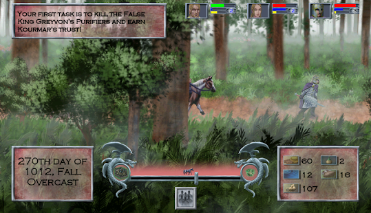 TOI:Fallen Knight (RPG) - screenshot thumbnail