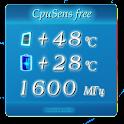 CPUSensFree icon