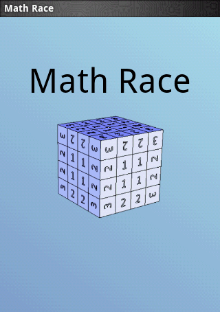 Math Race The Math Game