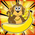 Greedy Monkey:Puzzle Game FREE icon