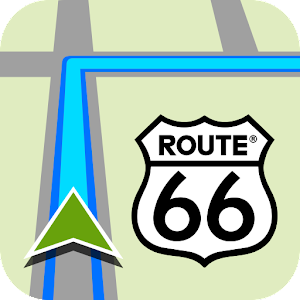 ROUTE 66 Maps + Navigation