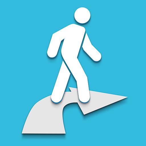 交通运输のtoWALK with Street View LOGO-記事Game