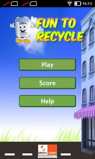 Fun To Recycle