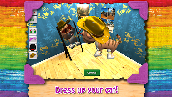 Paint My Cat Premium- screenshot thumbnail