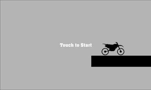 Motorcycle Simulator 2D